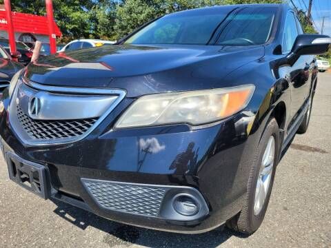 2015 Acura RDX for sale at Ace Auto Brokers in Charlotte NC