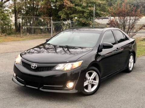 2012 Toyota Camry for sale at Access Auto in Cabot AR