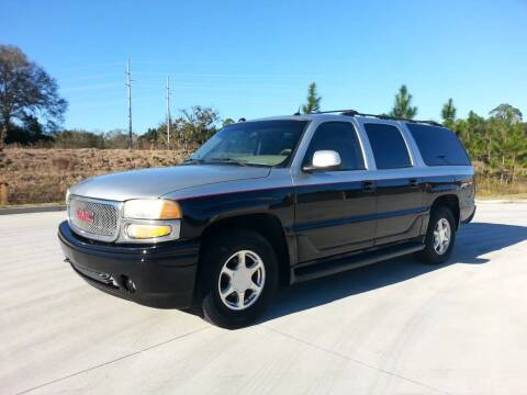 2004 GMC Yukon XL for sale at Car Shop of Mobile in Mobile AL