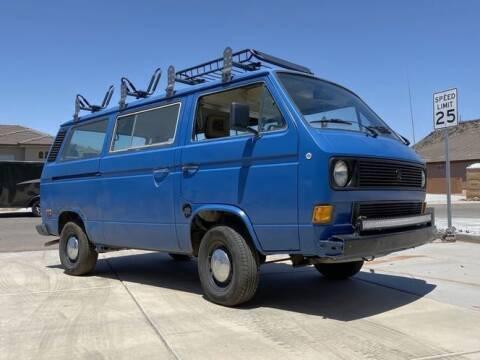 1984 Volkswagen Vanagon for sale at Classic Car Deals in Cadillac MI
