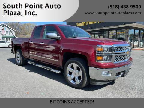 2014 Chevrolet Silverado 1500 for sale at South Point Auto Plaza, Inc. in Albany NY