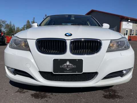 2011 BMW 3 Series for sale at Autobahn Sales And Service LLC in Hermantown MN