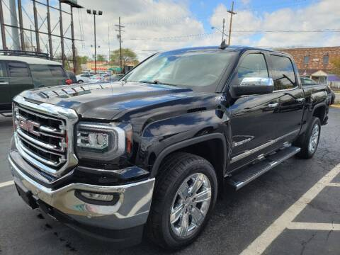 2017 GMC Sierra 1500 for sale at Shaddai Auto Sales in Whitehall OH