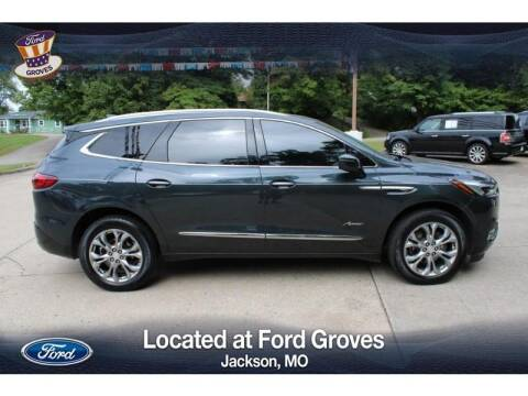 2019 Buick Enclave for sale at JACKSON FORD GROVES in Jackson MO