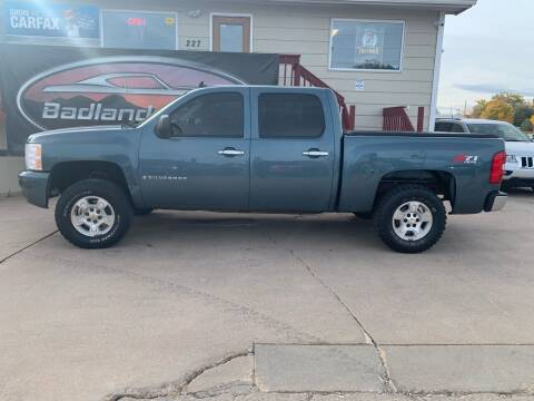 2007 Chevrolet Silverado 1500 for sale at Badlands Brokers in Rapid City SD