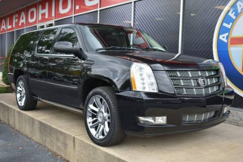 2011 Cadillac Escalade for sale at Alfa Romeo & Fiat of Strongsville in Strongsville OH