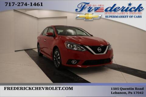 2019 Nissan Sentra for sale at Lancaster Pre-Owned in Lancaster PA