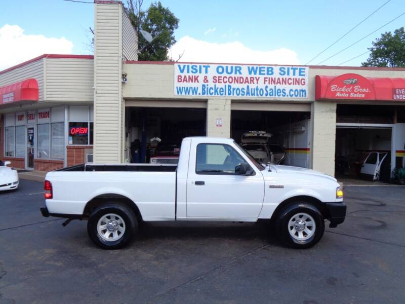 2008 Ford Ranger for sale at Bickel Bros Auto Sales, Inc in Louisville KY