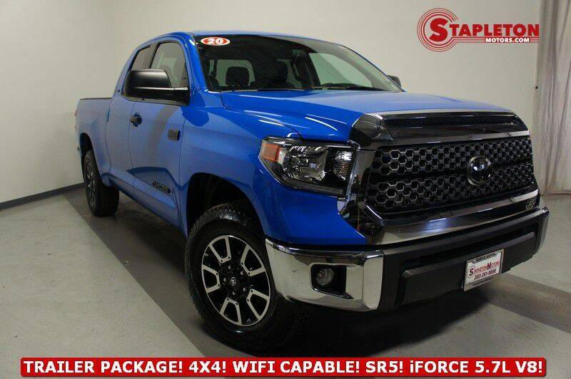 2020 Toyota Tundra for sale at STAPLETON MOTORS in Commerce City CO
