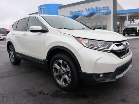 2017 Honda CR-V for sale at RUSTY WALLACE HONDA in Knoxville TN