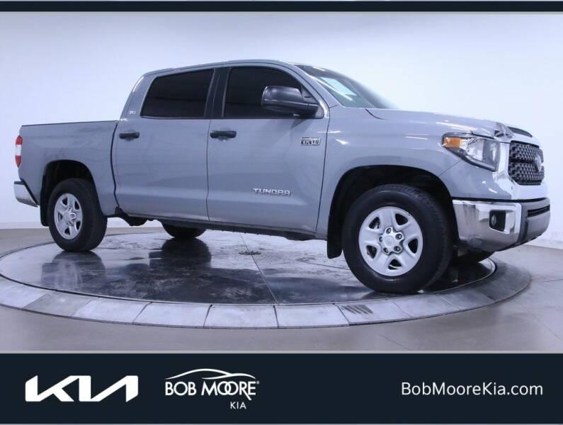 2020 Toyota Tundra for sale at Bob Moore Kia in Oklahoma City OK