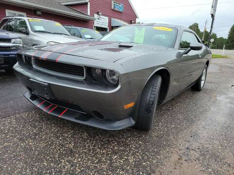 2011 Dodge Challenger for sale at Hwy 13 Motors in Wisconsin Dells WI