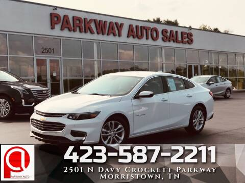 2018 Chevrolet Malibu for sale at Parkway Auto Sales, Inc. in Morristown TN