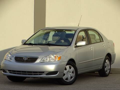 2005 Toyota Corolla for sale at Chicago Motors Direct in Addison IL