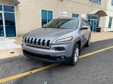 2016 Jeep Cherokee for sale at CAR SPOT INC in Philadelphia PA