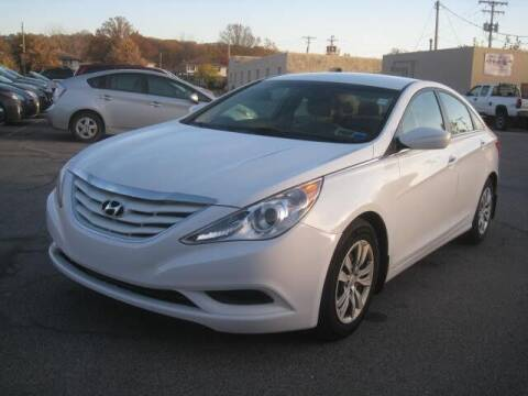 2013 Hyundai Sonata for sale at ELITE AUTOMOTIVE in Euclid OH