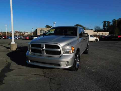 2014 RAM Ram Pickup 1500 for sale at Paniagua Auto Mall in Dalton GA