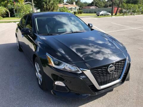 2020 Nissan Altima for sale at Consumer Auto Credit in Tampa FL