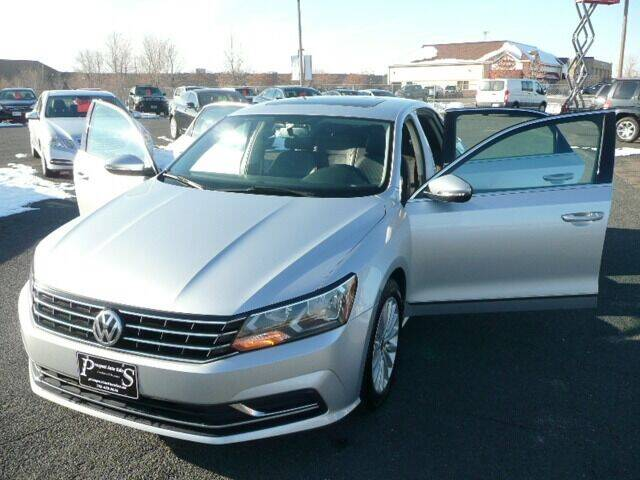 2016 Volkswagen Passat for sale at Prospect Auto Sales in Osseo MN