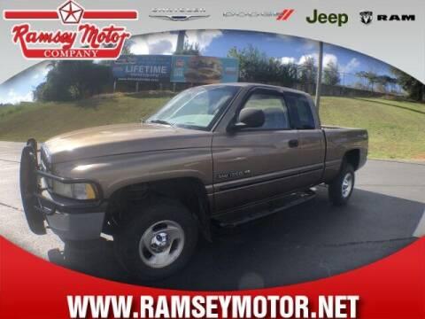2000 Dodge Ram Pickup 1500 for sale at RAMSEY MOTOR CO in Harrison AR