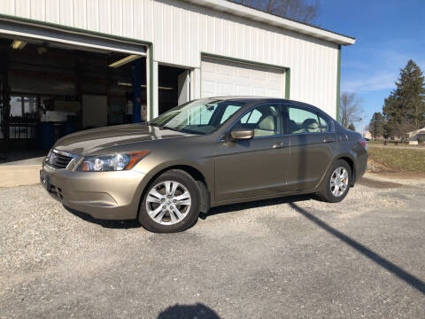 2008 Honda Accord for sale at Purpose Driven Motors in Sidney OH