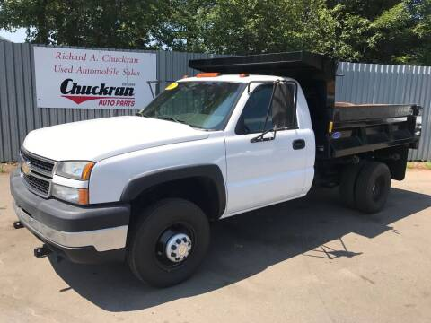 2007 Chevrolet Silverado 3500HD for sale at Chuckran Auto Parts Inc in Bridgewater MA
