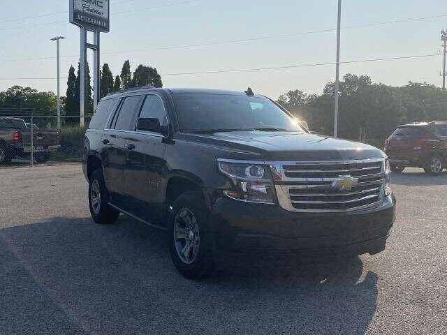 2019 Chevrolet Tahoe for sale at Betten Baker Preowned Center in Twin Lake MI