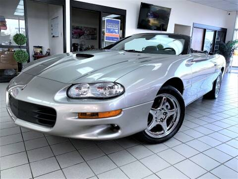 2000 Chevrolet Camaro for sale at SAINT CHARLES MOTORCARS in Saint Charles IL