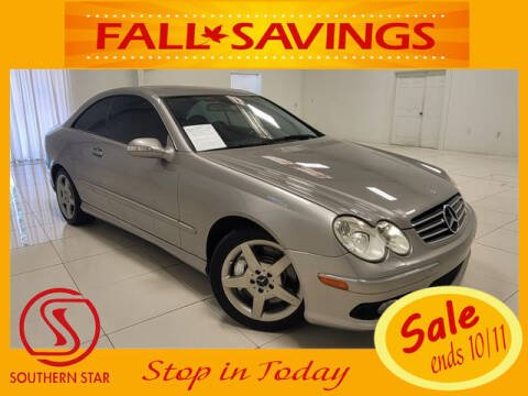 2005 Mercedes-Benz CLK for sale at Southern Star Automotive, Inc. in Duluth GA
