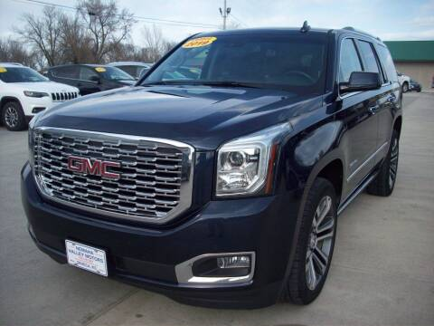 2019 GMC Yukon for sale at Nemaha Valley Motors in Seneca KS