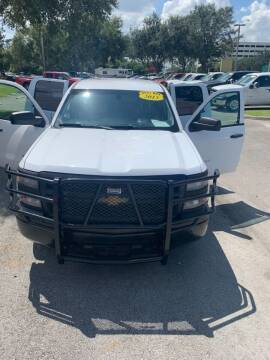 2015 Chevrolet Silverado 1500 for sale at DAN'S DEALS ON WHEELS in Davie FL