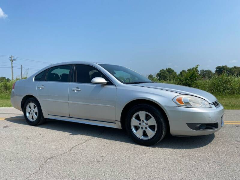 2011 Chevrolet Impala for sale at ILUVCHEAPCARS.COM in Tulsa OK