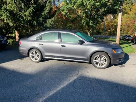 2014 Volkswagen Passat for sale at Gardner Motors in Elizabethtown PA