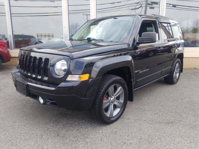 2011 Jeep Patriot for sale at East Providence Auto Sales in East Providence RI
