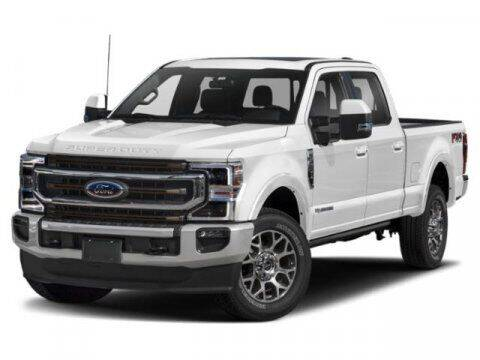 2021 Ford F-250 Super Duty for sale at Hawk Ford of St. Charles in St Charles IL