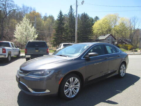 2016 Chrysler 200 for sale at Auto Choice of Middleton in Middleton MA