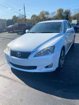 2010 Lexus IS 250 for sale at Guidance Auto Sales LLC in Columbia TN