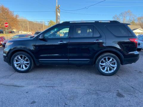 2013 Ford Explorer for sale at RIVERSIDE AUTO SALES in Sioux City IA