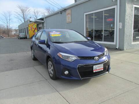 2015 Toyota Corolla for sale at Omega Auto & Truck Center, Inc. in Salem MA