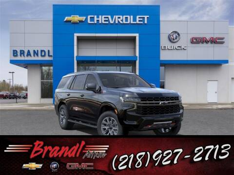 2021 Chevrolet Tahoe for sale at Brandl GM in Aitkin MN
