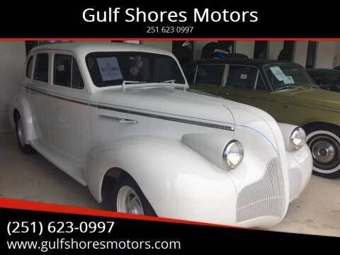 1939 Buick 40 Special for sale at Gulf Shores Motors in Gulf Shores AL