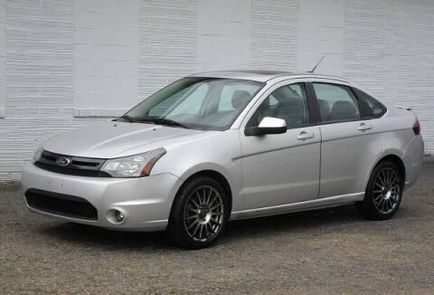 2011 Ford Focus for sale at Kohmann Motors & Mowers in Minerva OH
