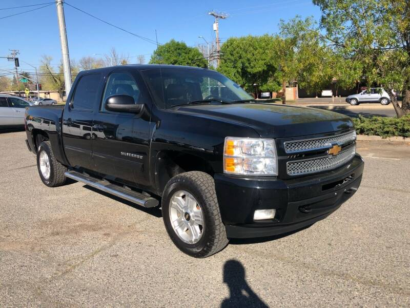 2012 Chevrolet Silverado 1500 for sale at All Cars & Trucks in North Highlands CA