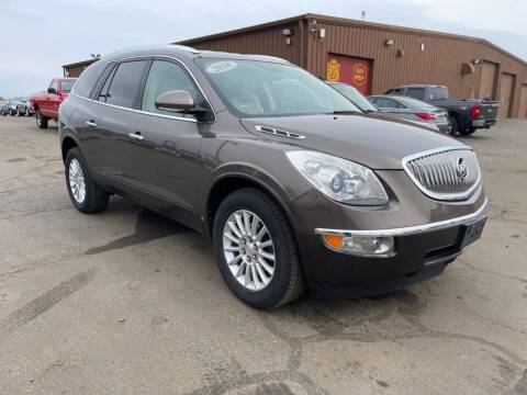 2010 Buick Enclave for sale at Best Auto & tires inc in Milwaukee WI