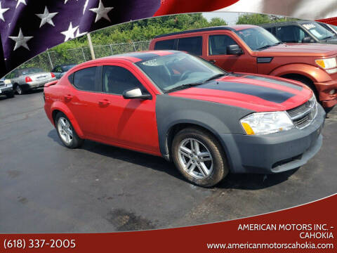 2008 Dodge Avenger for sale at American Motors Inc. - Cahokia in Cahokia IL