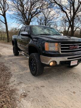 2013 GMC Sierra 1500 for sale at BARROW MOTORS in Caddo Mills TX