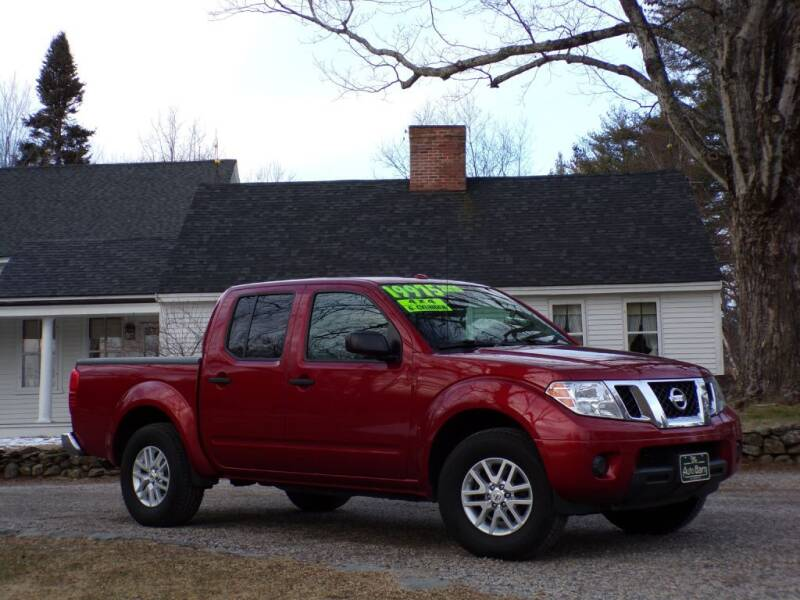 2016 Nissan Frontier for sale at The Auto Barn in Berwick ME