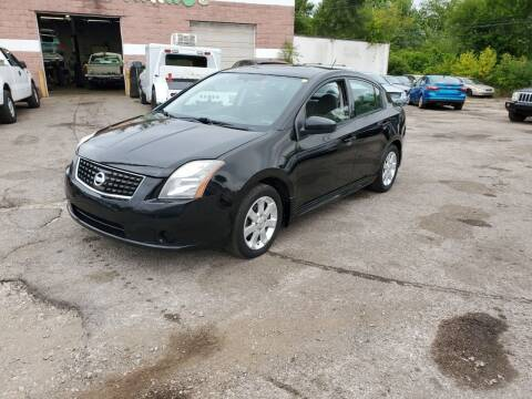 2010 Nissan Sentra for sale at Liberty Auto Show in Toledo OH
