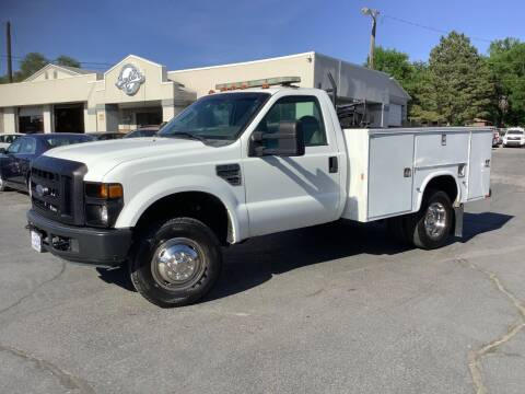 2008 Ford F-350 Super Duty for sale at Beutler Auto Sales in Clearfield UT