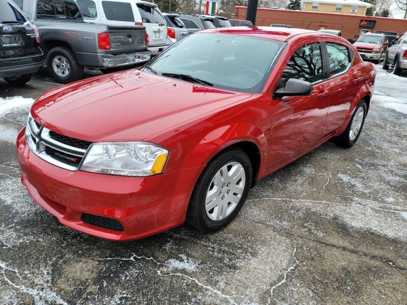 2013 Dodge Avenger for sale at 1st Quality Auto in Milwaukee WI